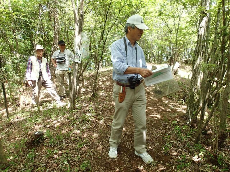 8-①毎木調査の準備P5150006